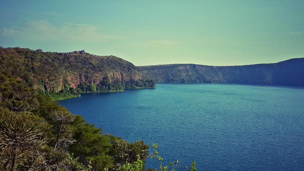 Lake Chala - photo by Mutua Matheka