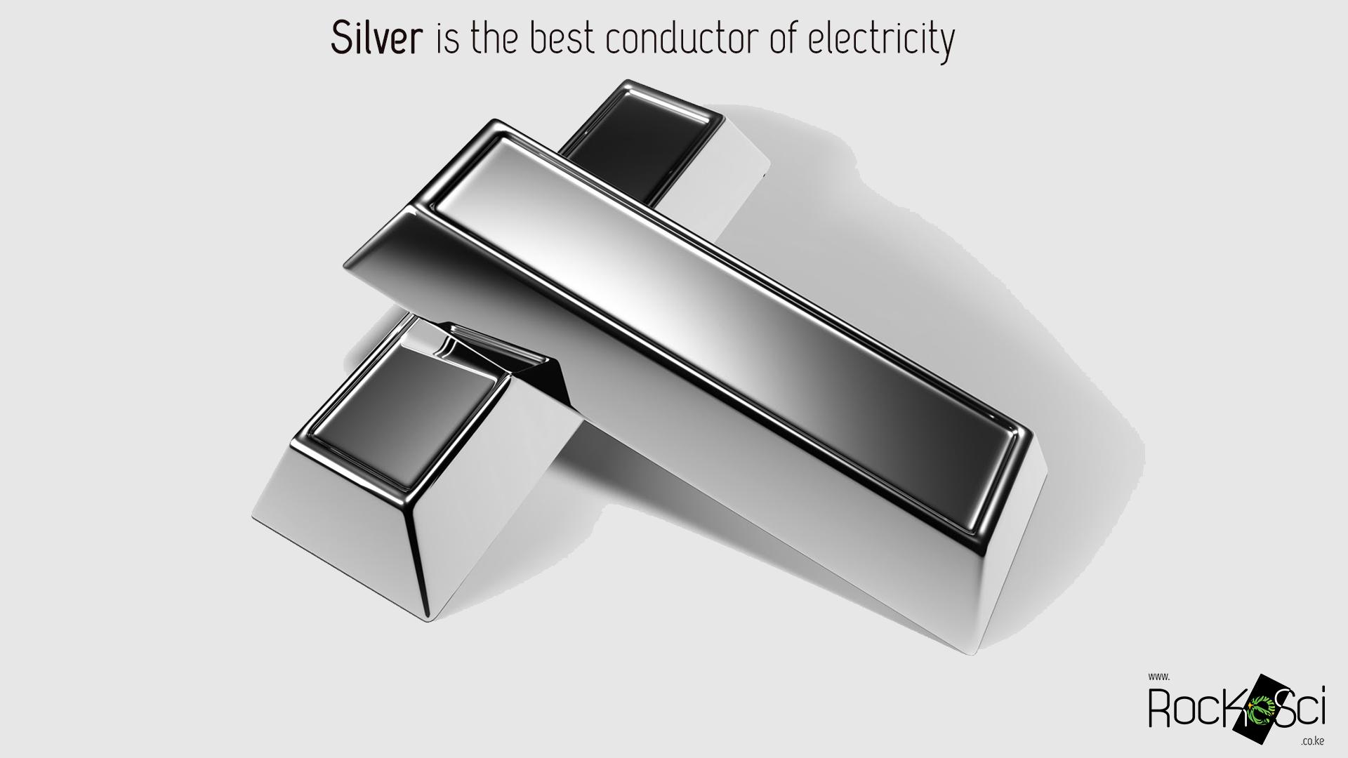 Silver Wallpaper   RocKeSci