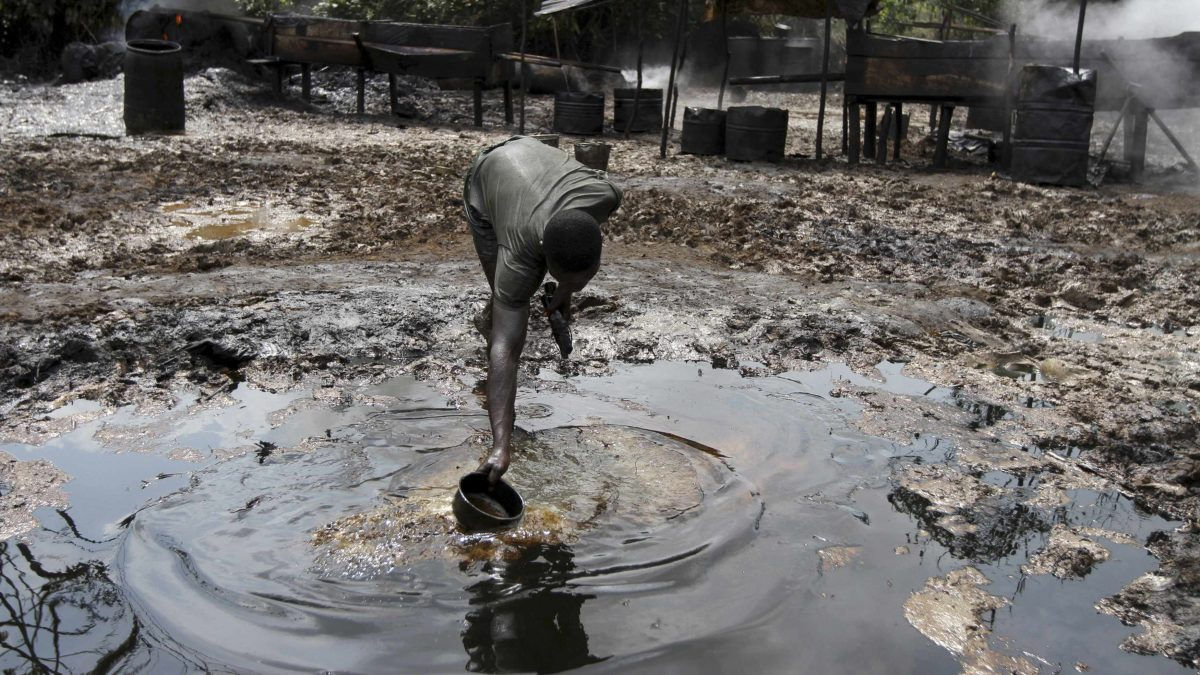 Oil Lessons From Nigeria