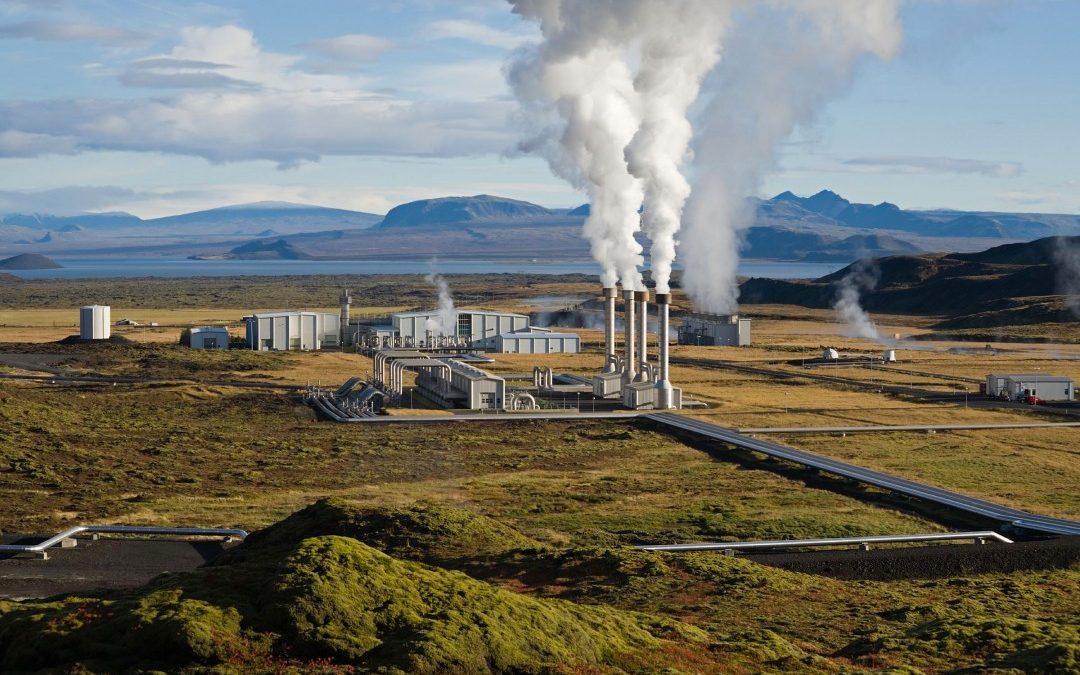 """GEOTHERMAL ENERGY IS NOT 100% """"CLEAN ENERGY"""""""